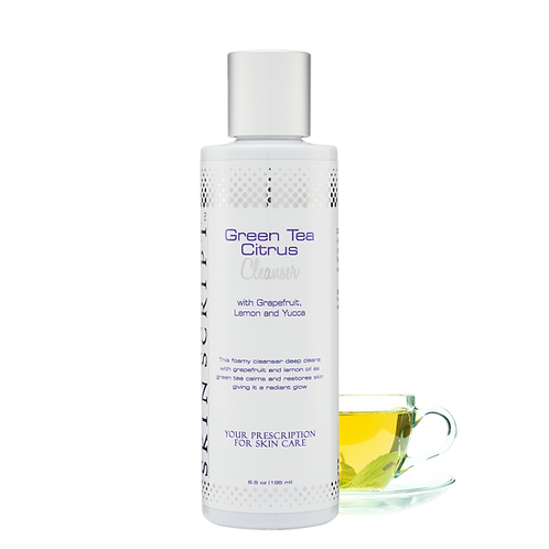 SkinScript Green Tea Cleanser