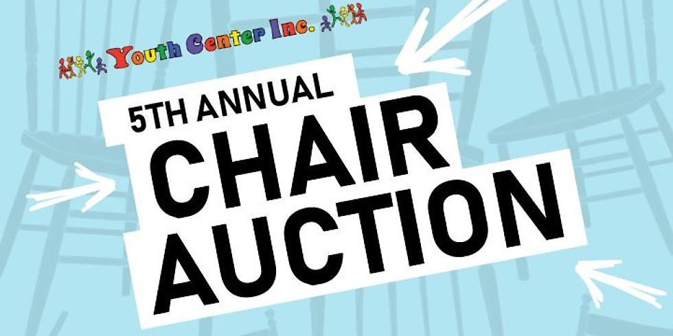 5th Annual Chair Auction