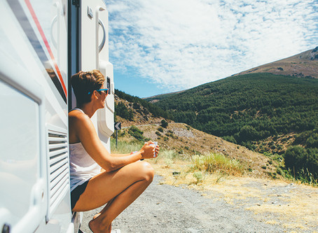 To Stay Safe and Connected on the Road — Bring Your Own RV Internet