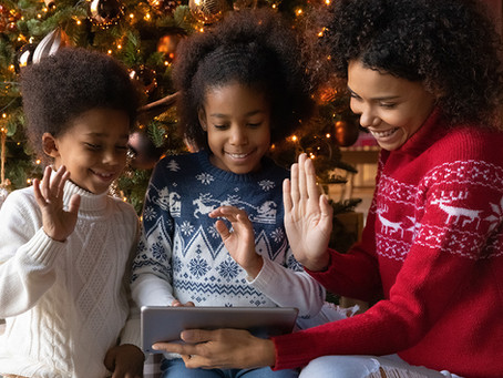 5 Ways to Make Holiday Video Calls More Fun and Festive