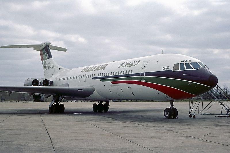 Gulf Air VC10