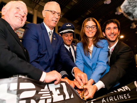 Latin flavor adds spice to the Israeli aviation market
