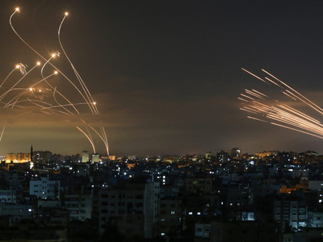 After the Rockets Stopped Falling – the Gaza conflict and its impact on Israeli commercial aviation