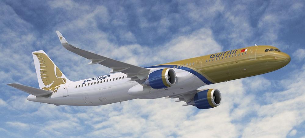Gulf Air A321neo