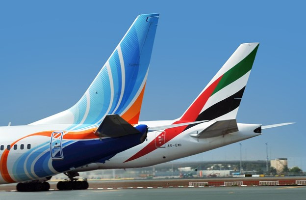 flyDubai and Emirates coordinate schedules and share the same frequent flyer program