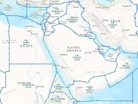 New Middle East airspace agreements – what they are and why they matter