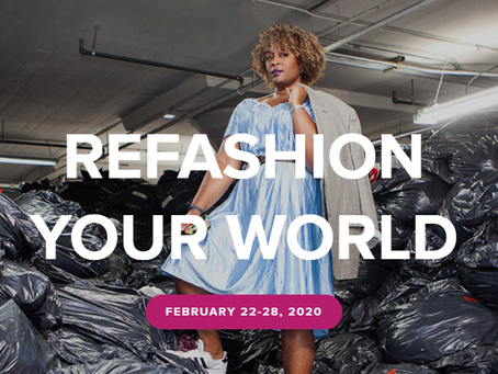 NYC ReFashion Week: Celebrating Secondhand and Sustainable Fashion