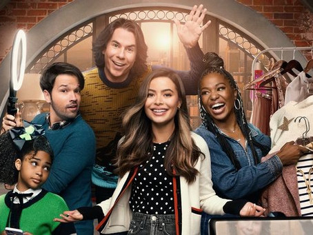 iCarly Reboot Trailer Revealed