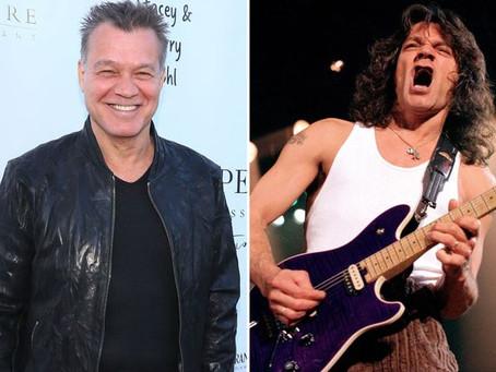 Eddie Van Halen Secretly Undergoing Throat Cancer Treatment