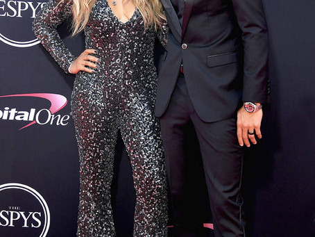 Best Dressed from the 2017 ESPY Awards