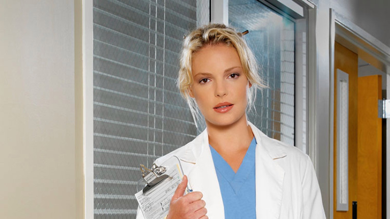kathryn heigl greys anatomy