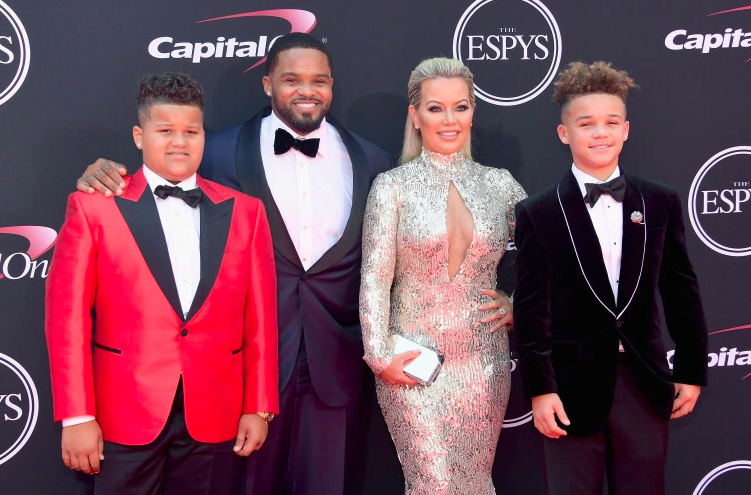 Prince Fielder and Family