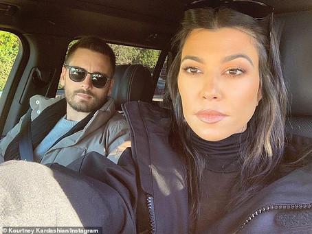 Kourtney Kardashian Takes Ex Scott Disick On Date Sparking Romance Rumors