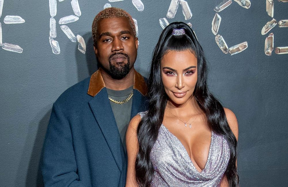 kanye and kim kardashian divorce