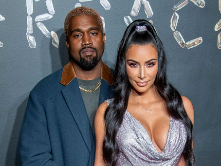 """Kim Kardashian and Kanye West Focusing on Their Kids While Spending """"A Lot of Time Apart"""""""