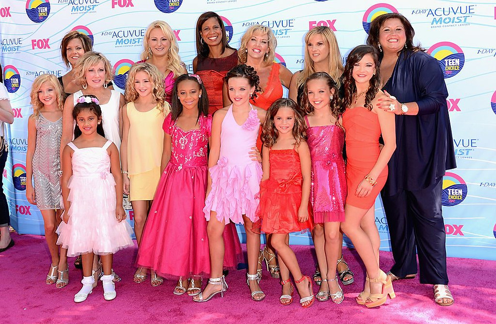 The Cast Of Dance Moms Where Are They Now