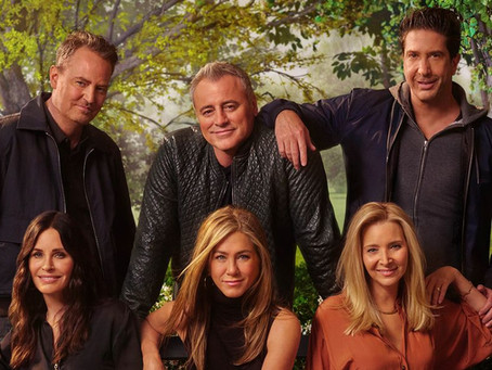 Friends Reunion Special Salaries Revealed