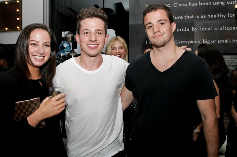 stephen and charlie puth