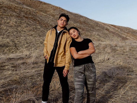American Idol Duo Liahona and Ammon Olayan Talk Viral Audition & New Music