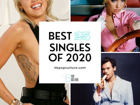 The Best 25 Songs of 2020