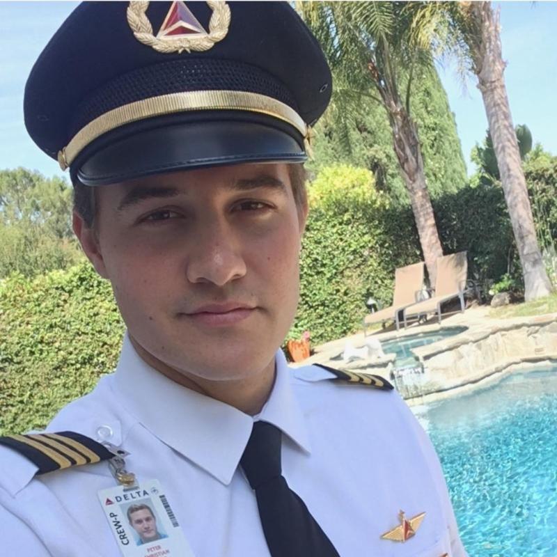 pilot pete bachelor
