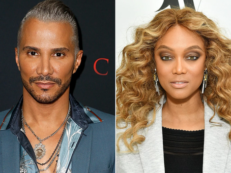 Jay Manuel On His Friendship With Tyra Banks