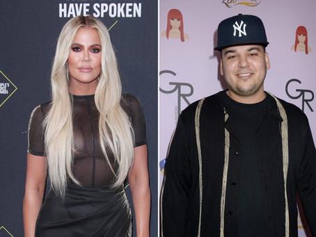 Rob Kardashian Officially Returning to 'KUWTK'