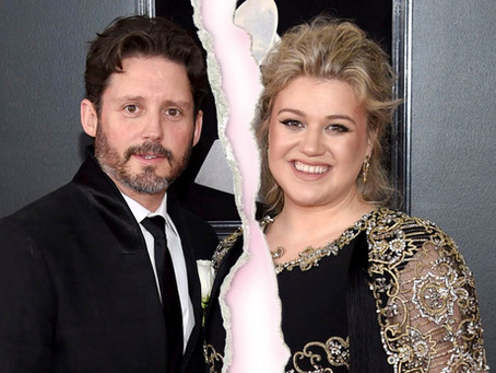 Kelly Clarkson Files for Divorce From Husband Brandon Blackstock