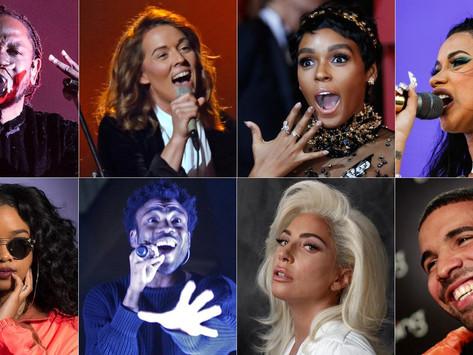 2019 Grammy Predictions!