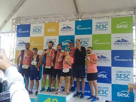 Marcelo Silveira leva medalha de prata
