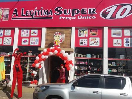 Loja que vende produtos a um preço único é inaugurada em Butiá