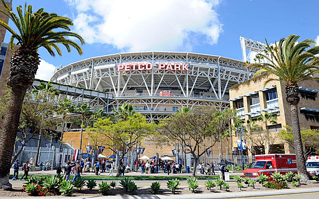 PETCO PARK- DOWNTOWN SAN DIEGO