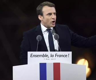 Macron Wins French Election – Optik Returns 50%