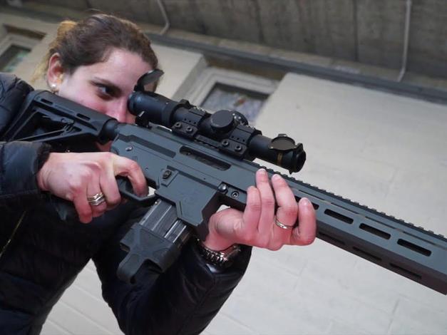 t2 Rifles AR15 Launch