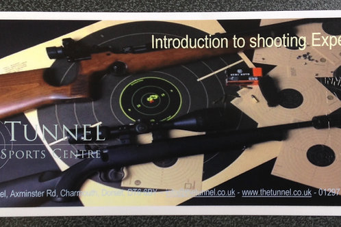 Introductory Shooting Experience (adult)