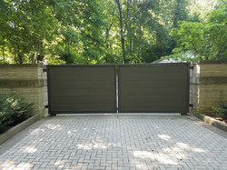 in-ground gate - byan systems Inc