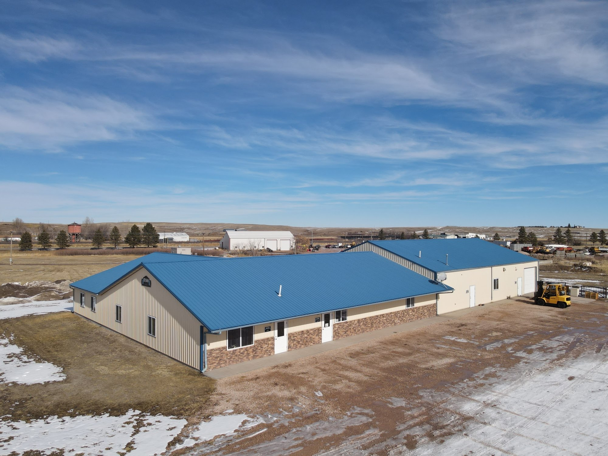 Byan Systems Inc - Warehouse Office Location USA