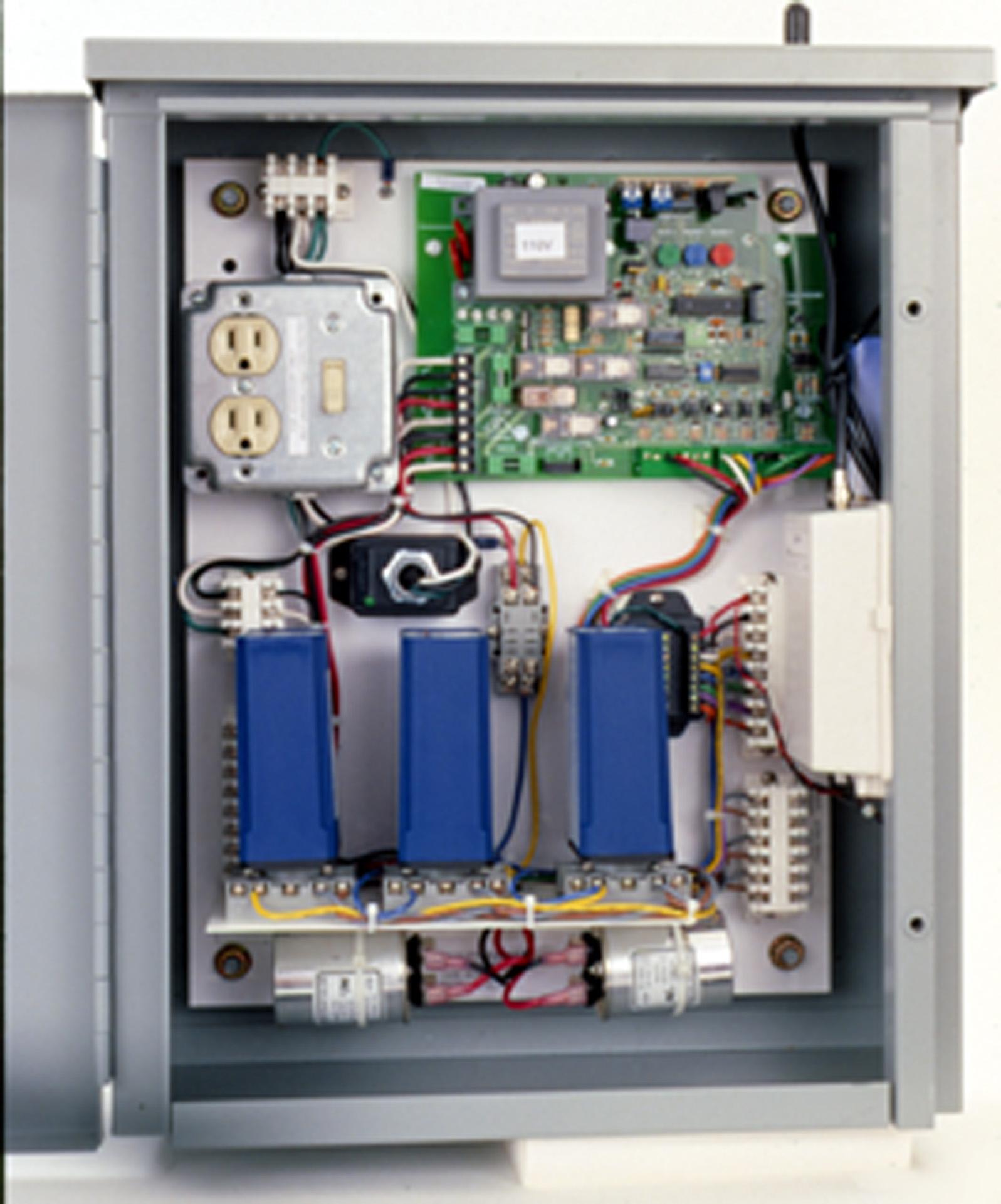 20 x 16 control gate board - byan systems