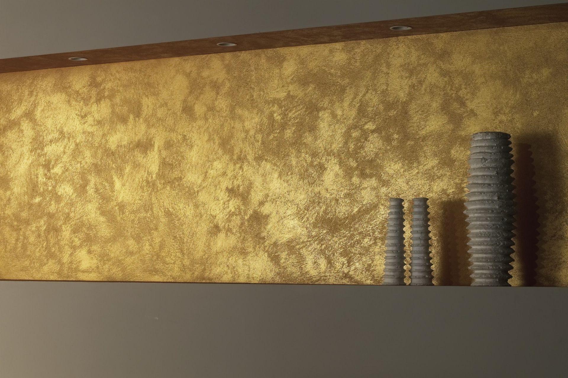 Декоративное покрытие с эффектом песка