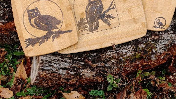 Customized cutting boards (set of 3)