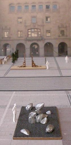 Plaza de la Constitución. Salamanca