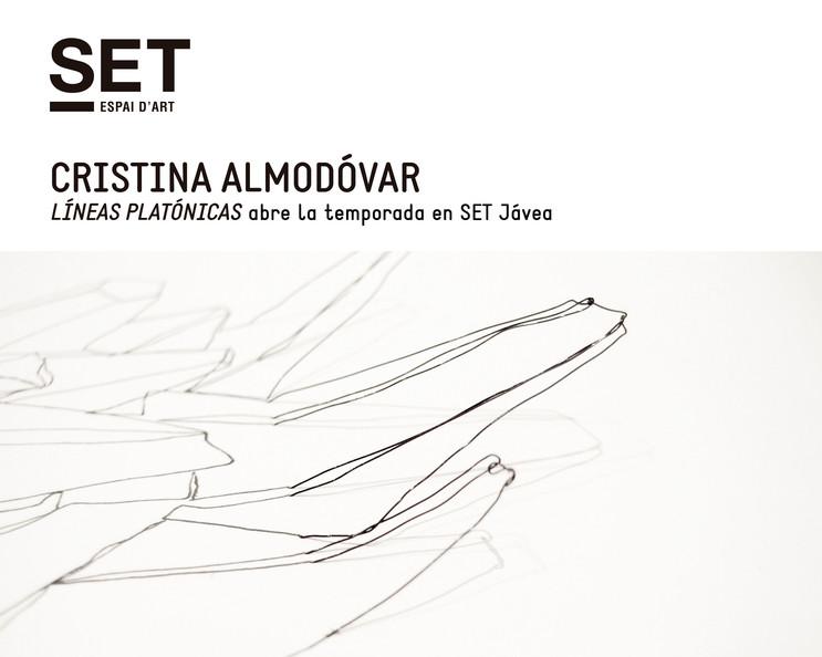 """""""Líneas Platónicas"""". Exposición individual en Jávea"""