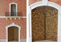 Puertas del Cuartel de Lepanto