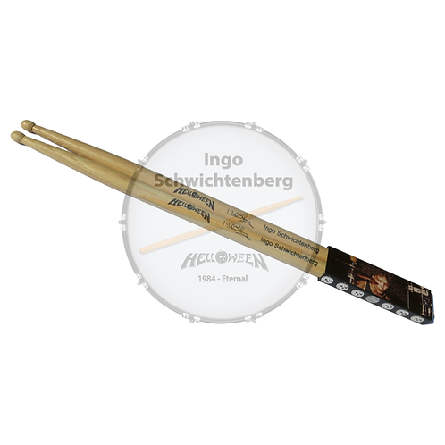 "Ingos Drumsticks #1 ""in action"""