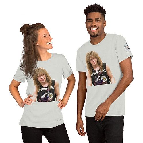 Short-Sleeve Unisex T-Shirt #4 logo & sticks
