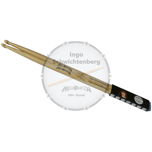"Ingos Drumsticks #3 ""Ingo with Logo"""