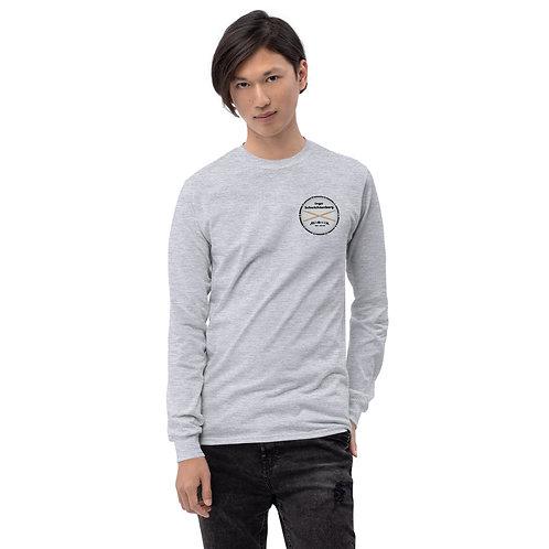Men's Long Sleeve Shirt with Logo