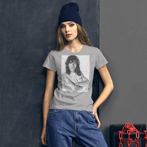 Women's short sleeve t-shirt #3