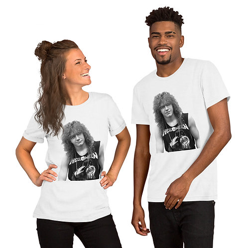 Kurzarm Unisex T-Shirt #4