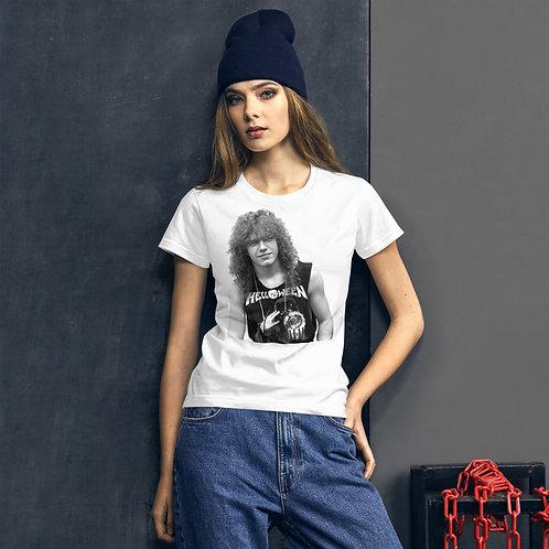 Damen Kurzarm T-Shirt #1